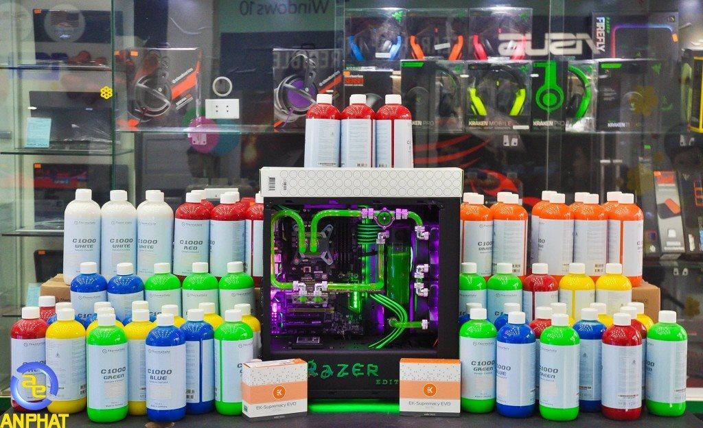 Chai tản nhiệt nước Coolant TT Esport Thermaltake C1000 1lit