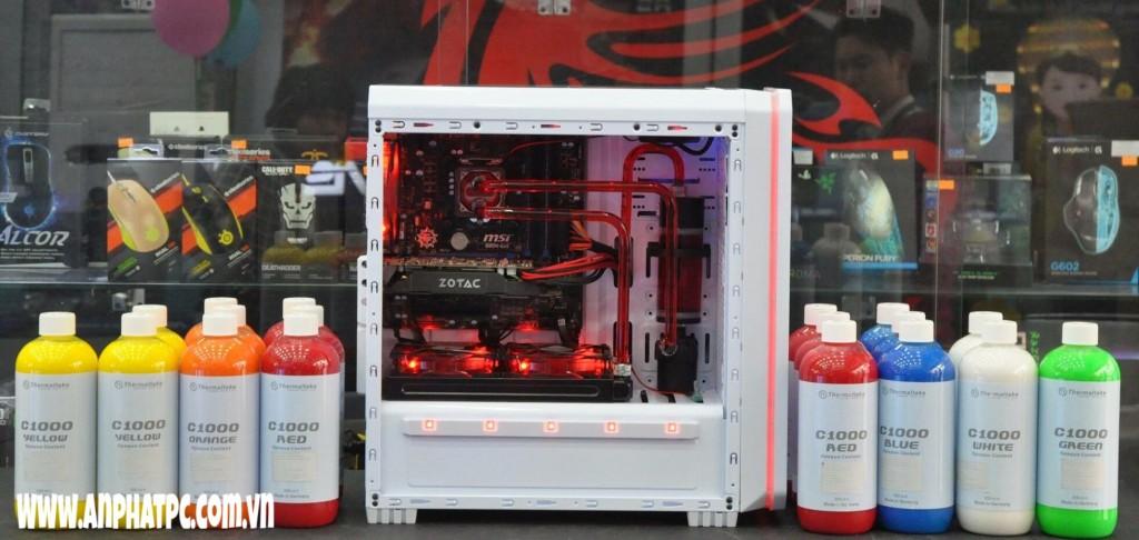 An Phat PC tản nhiệt nước ống cứng