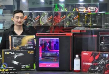 tản nhiệt nước Tan nhiet nuoc PC cho may tinh NZXT ZOTAC