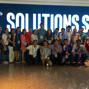 Intel Summit 2016 tại Bali , Indonesia