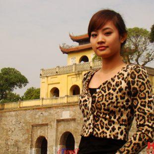 Kỷ niệm 2010 – Đi chụp ảnh Hoàng Thành
