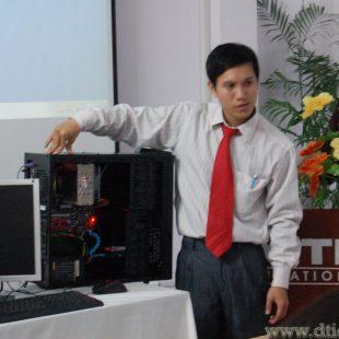 Hội thảo AMD – Hà Nội Computer : Công nghệ hướng tới tương lai tại AiTi Aptech