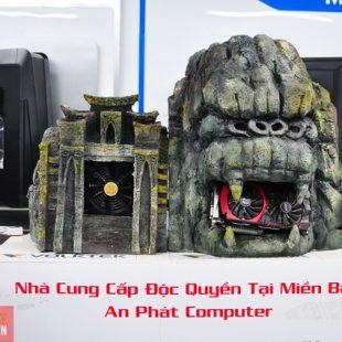 Xuất hiện case máy tính hình khỉ đột tại Việt Nam, độc nhất vô nhị trên đời