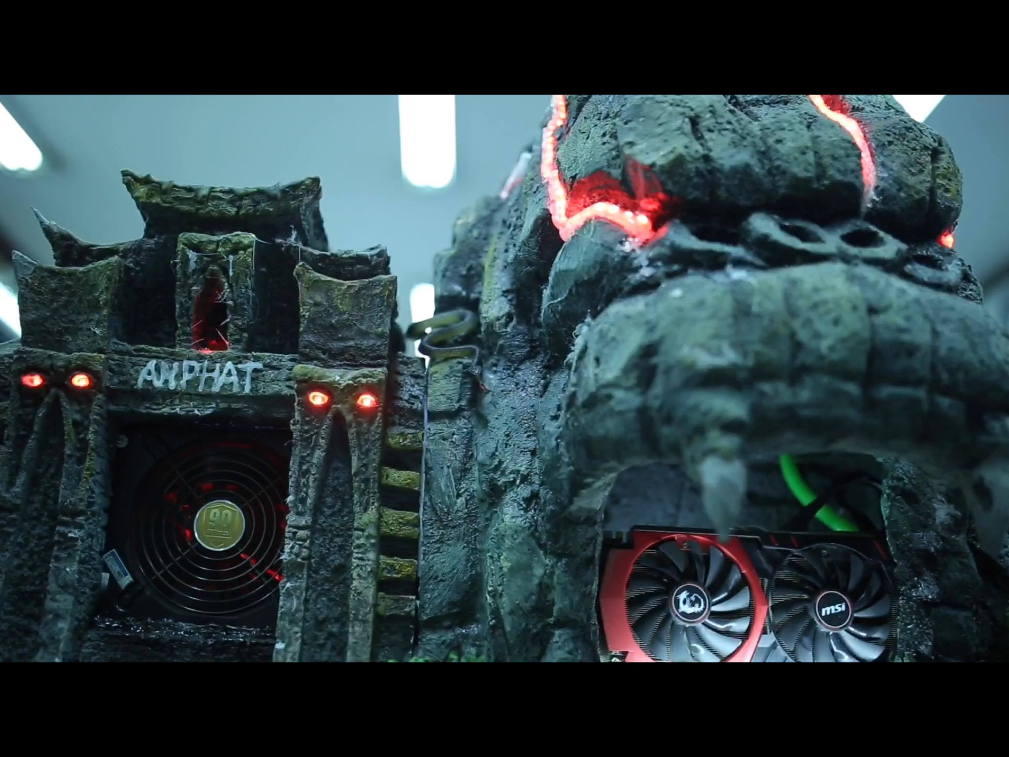 An Phat Computer Kong Skull Island PC