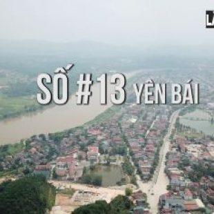 [4K] Ngắm Thành Phố Yên Bái từ trên cao – Góc nhìn Flycam Mavic Pro #13