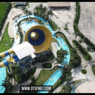 BAARA LAND : địa điểm tắm biển cho người ngại đi xa