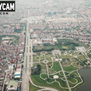 [4K] Một góc nhìn TP Bắc Giang – Góc nhìn Flycam Mavic Pro #10