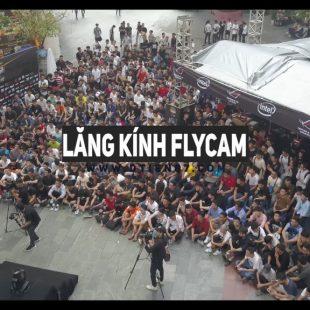 [4K] Sự kiện PUGB Đông Nam Á của ASUS tại IPH Indochina Xuân Thủy | Lăng kính Flycam 's dTien87