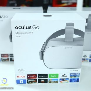 Bộ kính thực tế ảo Oculus Go 64GB và 32GB đầu tiên ở Việt Nam