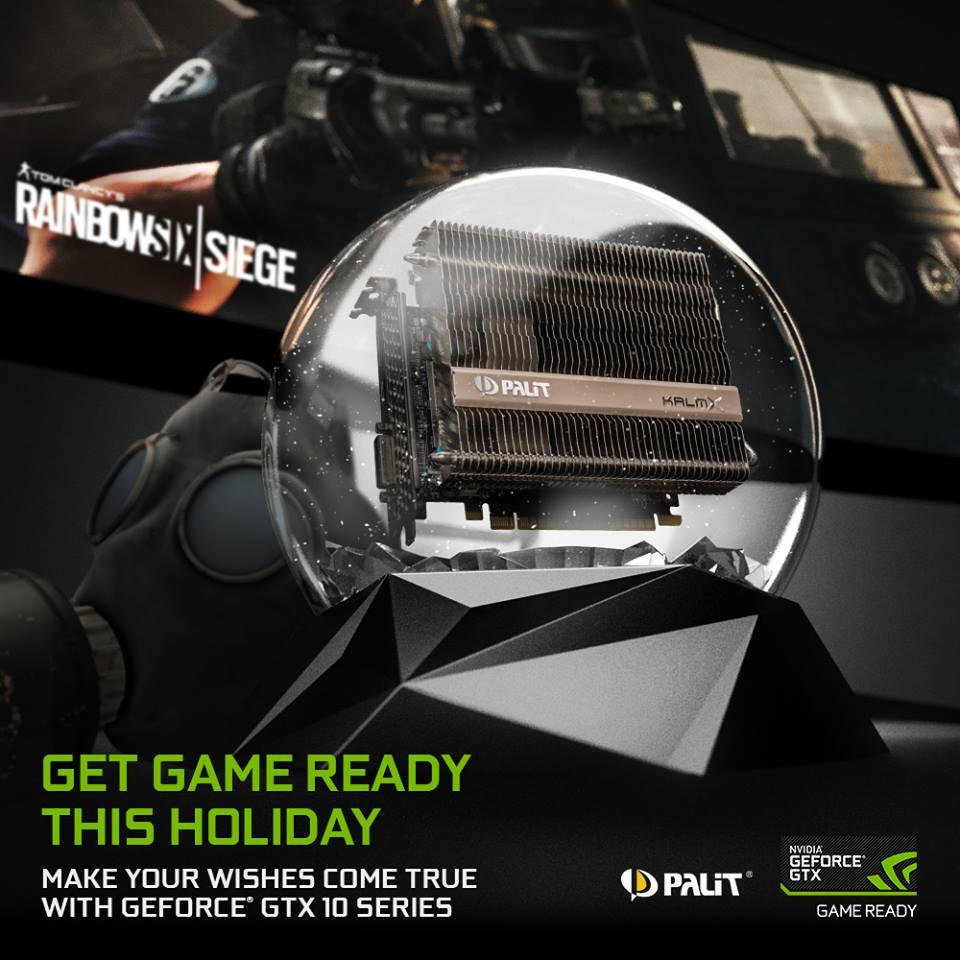 Nvidia PUBG Gamerday