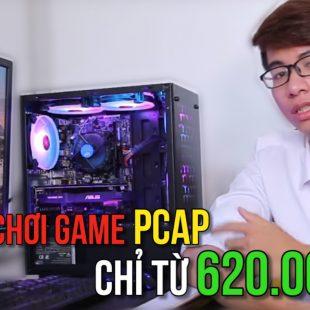 Cấu hình PC chơi mượt Fifa online 4 , PUGB chỉ từ 620.000vnd / tháng – PCAP ADVANCE P4R810504 | ANPHATCOMPUTER