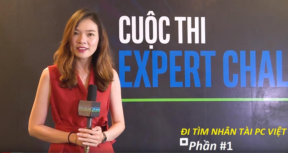 đi tìm nhân tài pc việt - độ case Intel Expert Challenge
