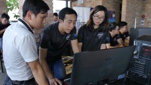 Thi Ráp máy nhanh Intel Expert Challenge P4 Intel Extreme PC master