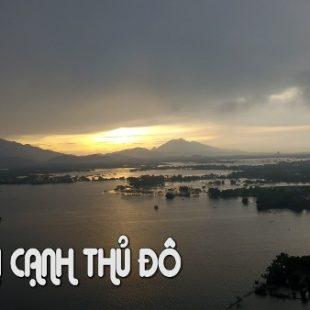 [4K] Cấn Hữu – Bãi biển thu nhỏ cạnh Hà Nội – Mini Beach near Ha Noi | Lăng kính Flycam 's dTien87