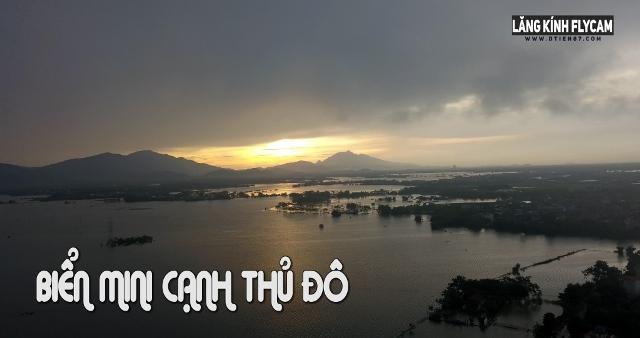 Cấn hữu - Nơi ngập lụt vùng xả lũ thủ đô hà nội