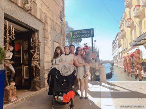 Phượt châu âu cùng gia đình 15 ngày eurotrip eurail