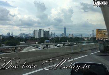 Dạo bước Malaysia cùng ASUS