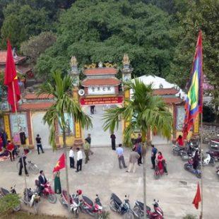 [4K] Hội làng bà Quốc Hoa tại Tiên Du , Phật Tích , Từ Sơn – Phật tích trên cao