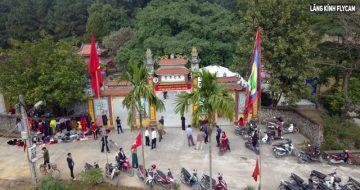 Ngày hội làng ,thờ bà chúa Quốc Hoa tại Tiên Du , Phật Tích