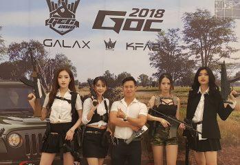 GOC Galax VietNam 2018