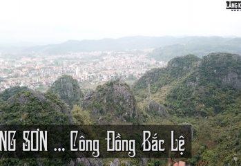 Lang son Công đồng bắc lệ 2019 trên cao