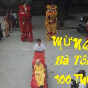 Mừng thọ bà nội tôi 100 tuổi – Bách Niên Giai Lão tại Cổ Miếu , Phật Tích | dTien87.com