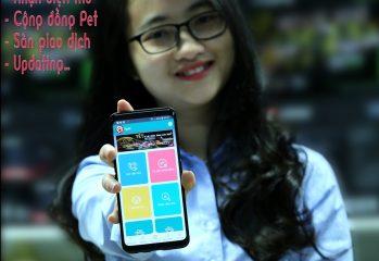 ứng dụng thú y gọi bác sĩ , cộng đồng chia sẻ ảnh, sàn trao đổi mua bán thú cưng chó mèo vPET