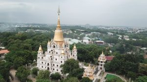 Chua Buu Long - Buu Long Pagoda Q9 HCM