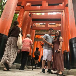 Osaka ,kobe, kyoto – Japan trip 2019 with dTien87